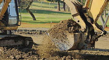Grading & Excavating Services