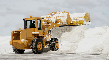 Snow Plowing & Removal Services